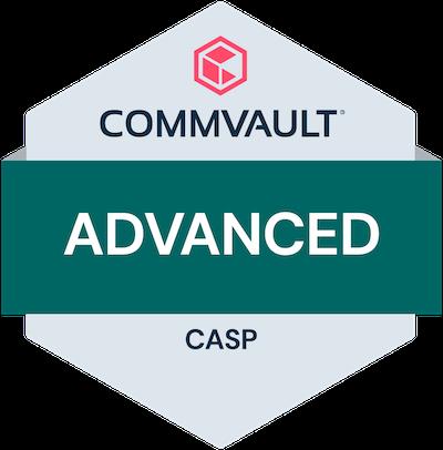 CV CASP Advanced 400