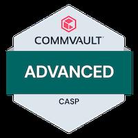 Commvault Advanced CASP 200_200-1
